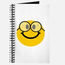 Geek Smiley Journal