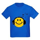 Music Kids T-shirts (Dark)