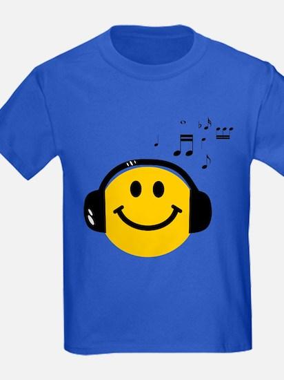 Music Loving Smiley T