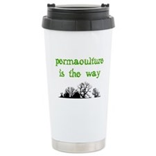 Permaculture Travel Mug