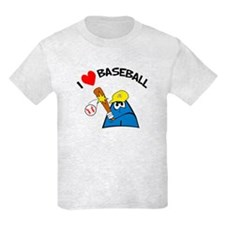 T-Shirt's with there favorite sport.