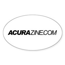 AcuraZine Decal