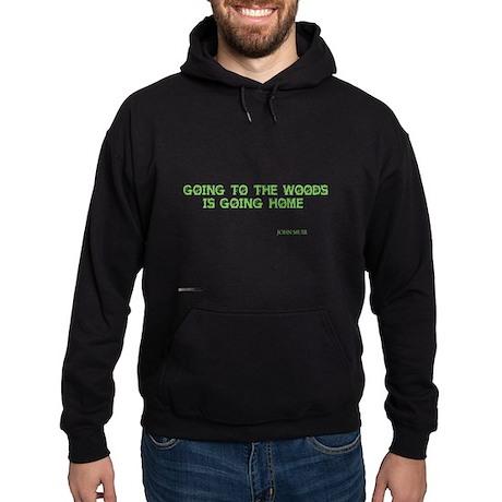 Muir's Woods Hoodie (dark)