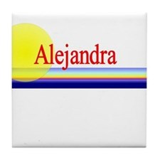 Alejandra Tile Coaster