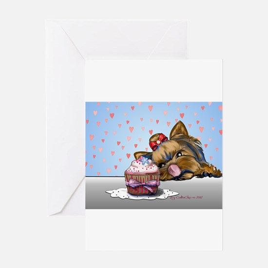 Hey there, Cupcake! Greeting Card