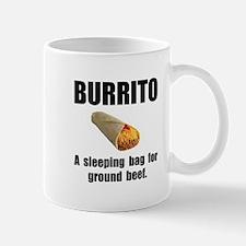 Burrito Sleeping Bag Mug