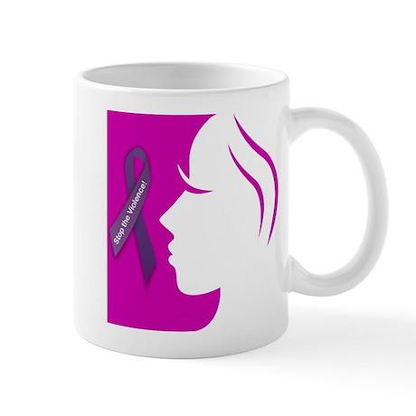 Domestic Violence 1 Mug