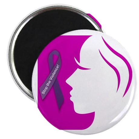 Domestic Violence 1 Magnet