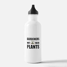 Gardeners Wet Plants Water Bottle