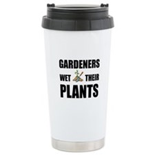 Gardeners Wet Plants Travel Mug