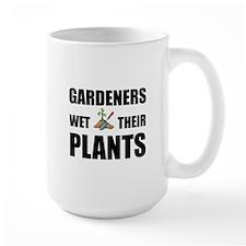 Gardeners Wet Plants Mug