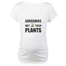 Gardeners Wet Plants Shirt