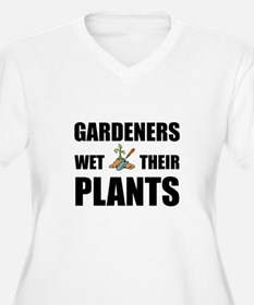 Gardeners Wet Plants T-Shirt