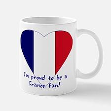 France fan Mug