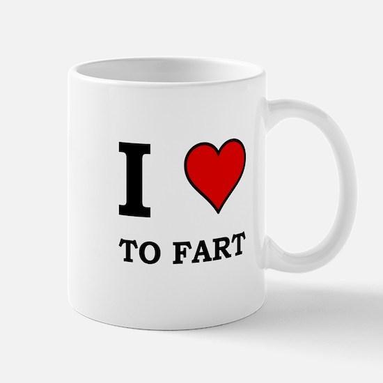 Heart To Fart Mug