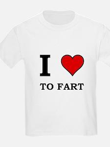 Heart To Fart T-Shirt