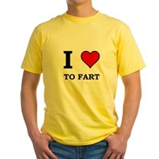 Heart To Fart T