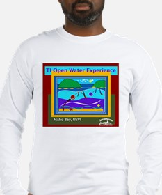 TI Open Water Experience Long Sleeve T-Shirt