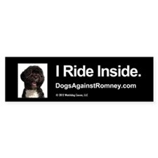 Bumper Sticker - Portuguese Water Dog