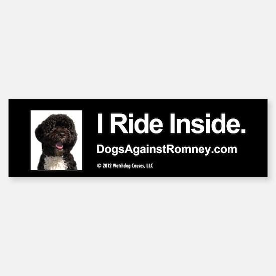 Bumper Sticker - Portuguese Water Dog