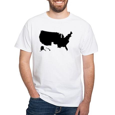 texas_black_1200 T-Shirt