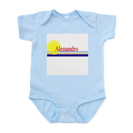 Alessandro Infant Creeper
