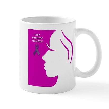 Domestic Violence 2 Mug
