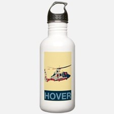 Unique Rescue swimmer Water Bottle