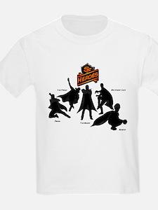 SF Heroes T-Shirt