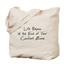 Cute Inspirational quotes Tote Bag