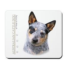 Australian Cattle Dog Mousepad