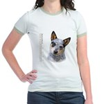 Australian Cattle Dog Jr. Ringer T-Shirt