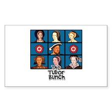 Tudor Bunch Decal