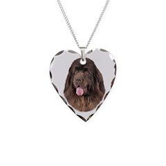 Brown Newfoundland Necklace