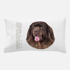 Brown Newfoundland Pillow Case