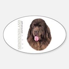 Brown Newfoundland Decal