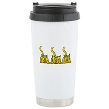 No Evil Travel Mug
