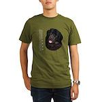 Newfoundland Organic Men's T-Shirt (dark)