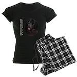 Newfoundland Women's Dark Pajamas
