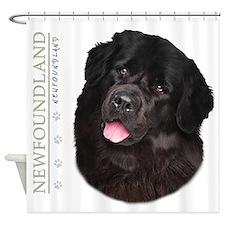 Newfoundland Shower Curtain