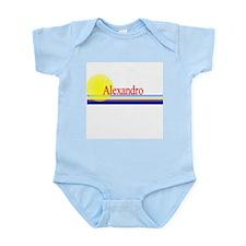 Alexandro Infant Creeper