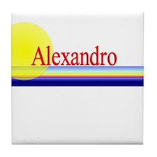 Alexandro Tile Coaster
