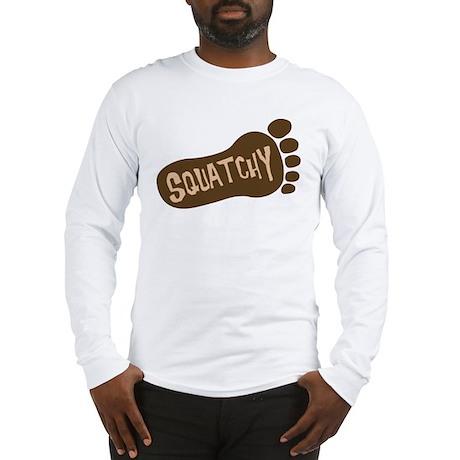 Squatchy Imprint Long Sleeve T-Shirt