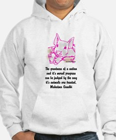 Funny Meaningful quote Hoodie