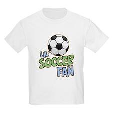 LilSoccerFanDrkT T-Shirt