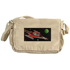 ROCKET LAB Messenger Bag