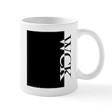 WCK Typography Mug
