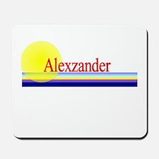Alexzander Mousepad