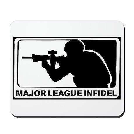 Major League Infidel Mousepad