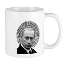 Saint Vladimir Putin Corrupt Politician Small Mug